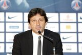PSG sporto direktorius sulaukė 9 mėnesių diskvalifikacijos