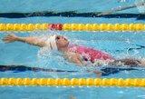 K.Hosszu Europos plaukimo čempionate Izraelyje iškovojo net šeštąjį aukso medalį (+ kiti rezultatai)