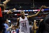 """""""Wizards"""" sutiko O.Porteriui mokėti 106 mln. JAV dolerių"""