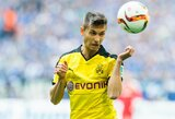 """Oficialu: """"Lazio"""" įsigijo """"Borussia"""" saugą, """"Southampton"""" pratęsė sutartį su D.Tadičiumi"""