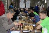 Lietuvos šachmatininkai Europos čempionate užėmė 35-ąją vietą