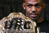 UFC gandai: J.Jonesas gali išmėginti save sunkiasvorių kovoje su S.Miočičiumi (papildyta)