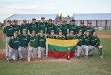 Geros naujienos Lietuvos beisbolo rinktinei: Europos čempionate žais 16 komandų