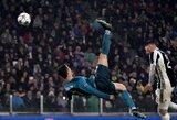 Pamatykite: įspūdingas C.Ronaldo įvartis - pretendentas į gražiausio titulą?