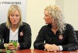 Lietuvos moterų rankinio rinktinė Panevėžyje žais Europos čempionato atrankos turnyro rungtynes