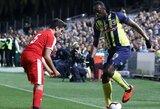 U.Boltas sulaukė futbolo žvaigždžių palaikymo siekti futbolininko karjeros