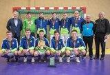 """Širvintų riedulininkai Europos """"Iššūkio"""" taurės turnyre sutriuškino suomius"""