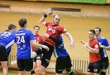 Lietuvos rankinio lygos čempionai gali paaiškėti kitą savaitę