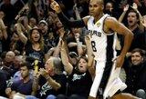 P.Millsas pratęsė sutartį su NBA čempionų ekipa