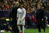 Belgijos rinktinės treneris patvirtino: E.Hazardas šiame sezone nebežais