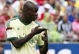 "Oficialu: M.Balotelli palieka ""Milan"""