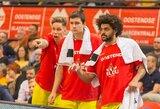 M.Kupšas su Belgijos klubu tapo šalies čempionu