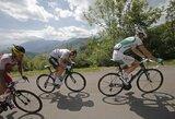 """""""Tour de Pologne"""" trečiajį etapą lietuviai baigė su pagrindine grupe"""