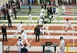 Lietuvoje pirmą kartą vyks Europos jaunimo fechtavimo taurės etapas