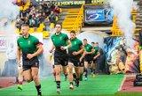 Lietuva išlieka favorite surengti Europos regbio čempionato finalinį turą