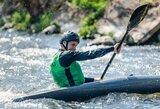 Paaiškėjo Lietuvos baidarių ir kanojų slalomo čempionai