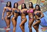 Prestižinėse A.Švarcnegerio vardo varžybose lietuviai iškovojo 4 medalius