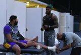 NBA sutrumpino draugiškų rungtynių trukmę