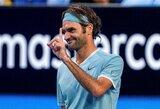 Šveicarijos rinktinė su R.Federeriu priešakyje nepateko į Hopmano taurės finalą