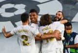 """""""Real"""" po trejų metų pertraukos iškovojo """"La Ligos"""" titulą"""