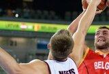 """A.Hervelle: """"Pasirodymu Europos čempionate likome labai patenkinti – belgų krepšinis žengia į priekį"""""""
