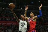 NBA paskyrė 10 dienų karantiną striptizo klube apsilankusiam krepšininkui