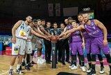 Krepšinis grįžo: Vokietijos lygos rungtynėse komandos sumetė beveik 30 tritaškių
