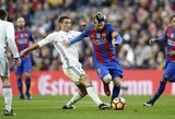 """El Clasico"" mūšis dėl Ispanijos supertaurės: ""Barcelona"" – ""Real"""