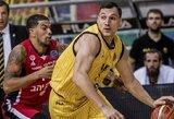 J.Mačiulio naudingo žaidimo AEK pergalei nepakako