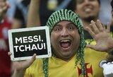 """""""Copa America"""": tiksliau žaidusi Brazilija įveikė Argentiną ir pateko į finalą"""