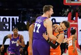 """T.Youngas: """"Dončičius yra labai protingas krepšininkas"""""""