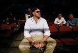 T.Fury įklimpo iki ausų: pasaulio bokso čempionas vartojo kokainą
