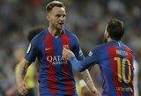"""Pelningesnio """"Barcelona"""" ekipos pasiūlymo sulaukęs I.Rakitičius ir toliau gins katalonų garbę"""