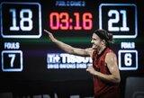 Anykščiuose startuoja 3x3 krepšinio rinktinės stovykla, kandidatų sąraše – trylika pavardžių