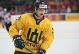 """R.Aliukonis ir A.Kaminskas papildė """"Hockey Punks"""" klubą"""