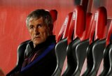 "Goal.com: ""Barcelona"" atleis trenerį Q.Setieną"