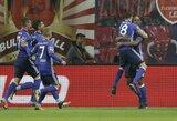 "Vokietija: Pergalę iškovojusi ""Schalke"" artėja prie pirmojo dešimtuko"