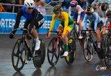 E.Župerkaitė Europos jaunių ir jaunimo dviračių treko čempionate Belgijoje – septinta