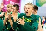 Lietuvos krepšininkai žais olimpinio festivalio finale