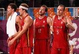 Šaltiniai: Belgijos 3x3 krepšinio rinktinė sukčiavo, kad patektų į Tokijo žaidynes?
