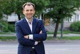 Dviračių sporto federacijai vadovaus verslininkas D.Levickis