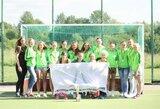 Šiauliuose vyko Lietuvos sporto vilčių žolės riedulio žaidynės