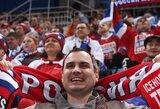 Rusai nebegali paslysti: jų vėliavos uždarymo ceremonijoje nebus, tačiau sugrįš į olimpinę šeimą