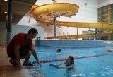 """Plaukimo instruktorius: """"Treniruotės vandenyje stiprina ir atpalaiduoja"""""""