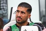 """E.Canas prabilo apie sunkų laikotarpį Turine: """"Nesu laimingas"""""""
