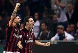 """""""Milan"""" anksčiau laiko nutrauks sutartį su """"Adidas"""""""