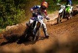 D.Jazdauską artėjančiame motokroso čempionato etape tenkina tik pergalė