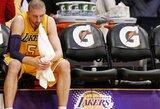 """""""Lakers"""" išmainė S.Blake'ą į du gynėjus"""