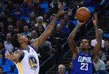 """L.Williamsas: """"Clippers"""" vis dar geriausia komanda Los Andžele"""""""