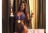 K.Narbutaitytė pirmą kartą karjeroje triumfavo profesionalių varžybose